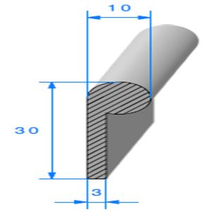 Note de Musique Cellulaire   [30 x 10 mm]   Vendu au Mètre