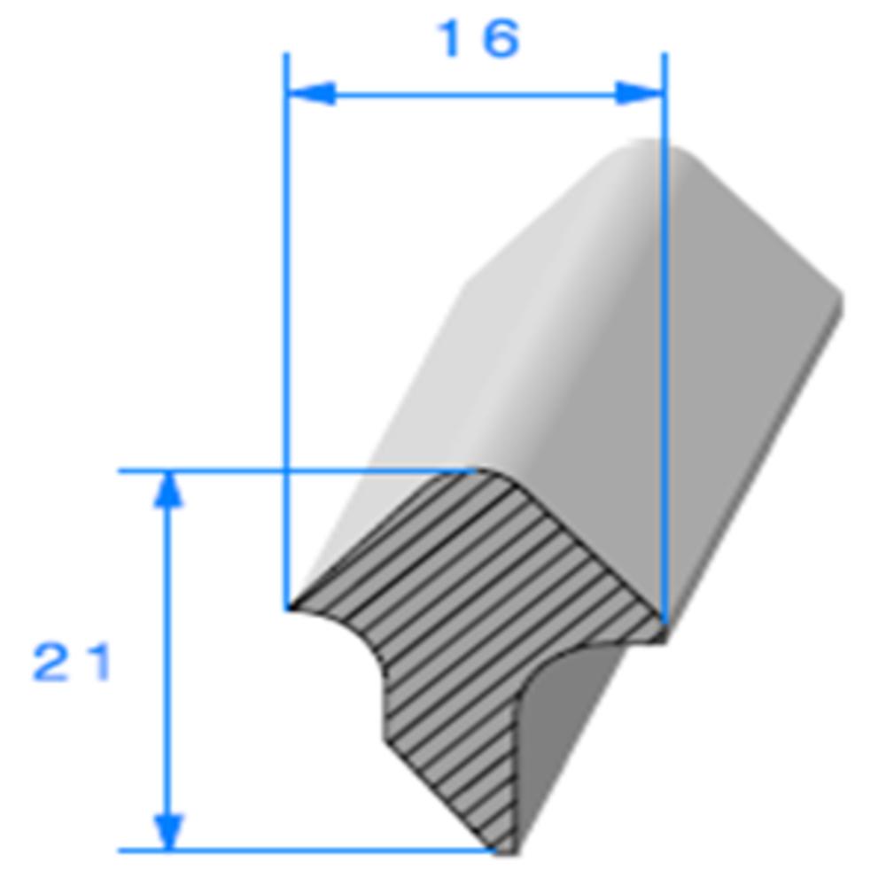 Té Cellulaire   [21 x 16 mm]   Vendu au Mètre