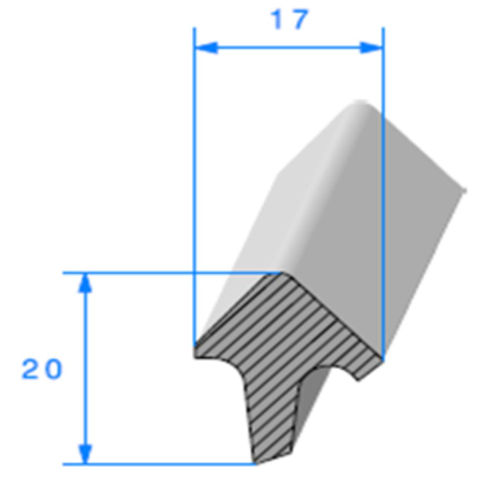 Té Cellulaire   [20 x 17 mm]   Vendu au Mètre