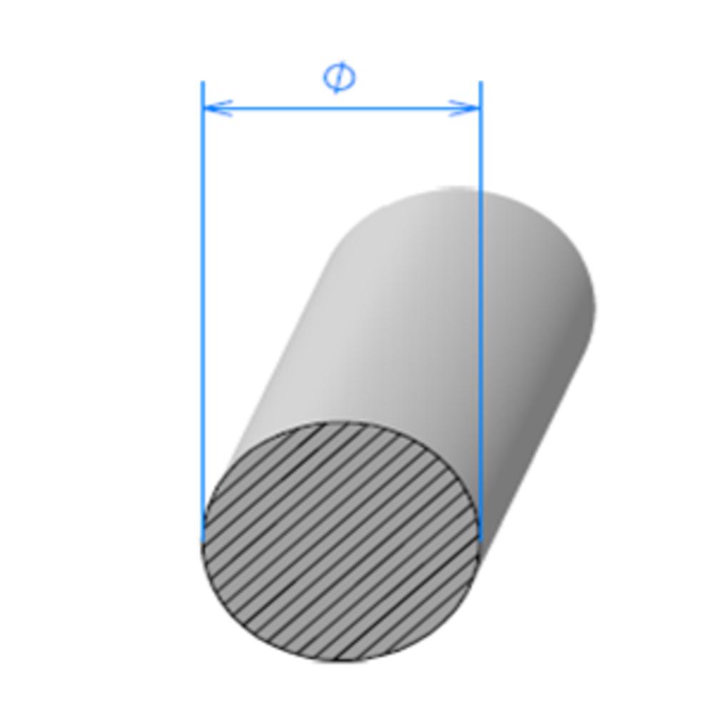 Corde Cellulaire EPDM [Ø 3mm]   Vendu au Mètre