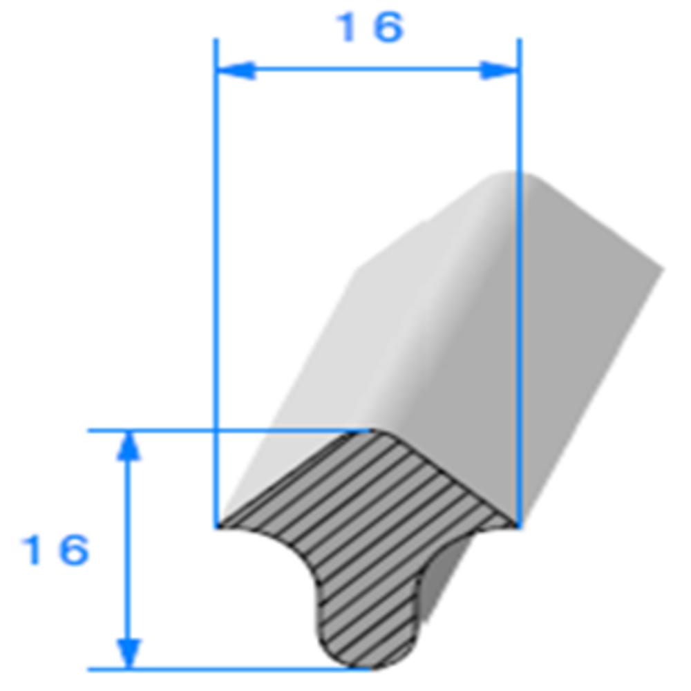 Té Cellulaire   [16 x 16 mm]   Vendu au Mètre