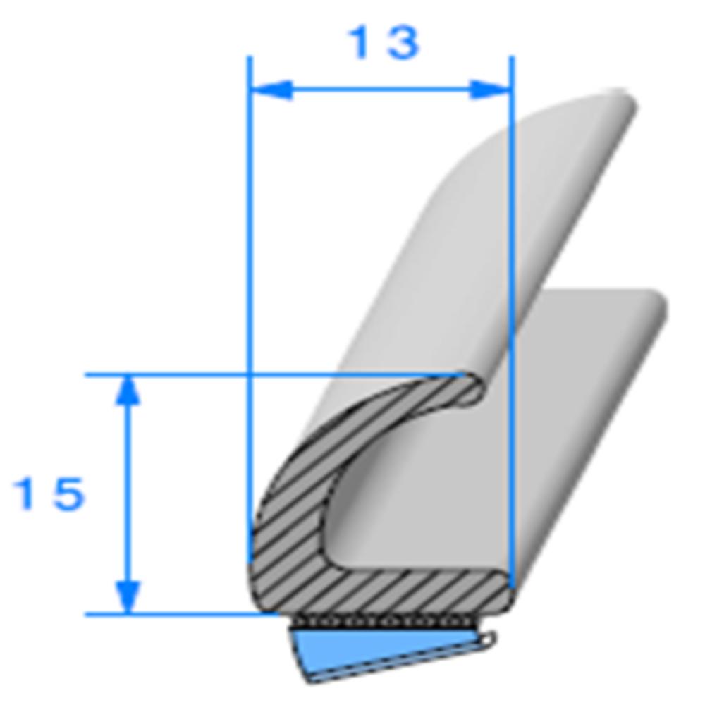 L Cellulaire ADH   [15 x 13 mm]   Vendu au Mètre