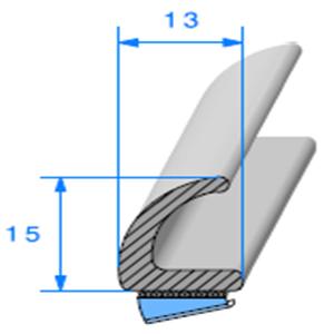 L Cellulaire ADH [13x15 mm]   Vendu au Mètre