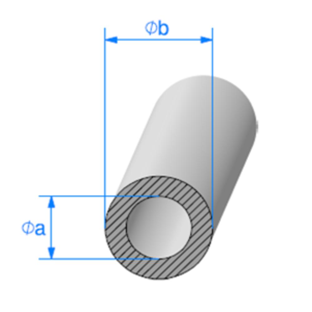 Rond EPDM Cellulaire   [8 x 22 mm]   Vendu au Mètre