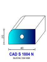 CADS1004N SILICONE Compact [75SH] NOIR