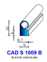 CADS1009B SILICONE Compact [50SH] BLANC