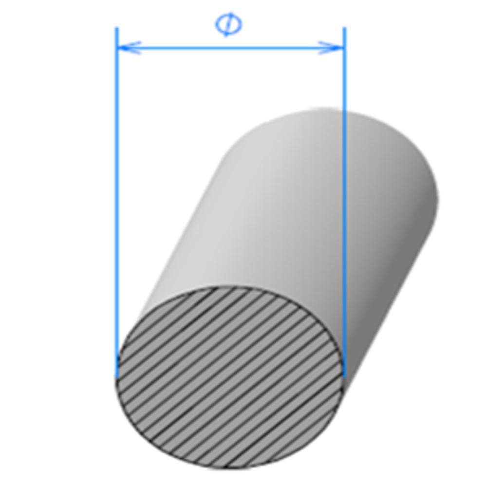 Corde Cellulaire EPDM   [Ø 6 mm]   Vendu au Mètre