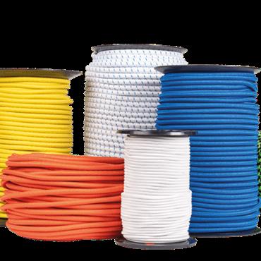 Cable Elastique Rouge <br /> Vendu au Mètre<br />