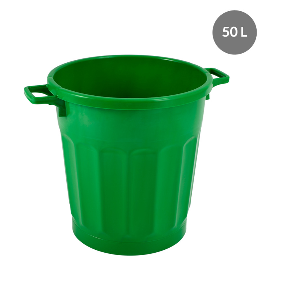 Container rond emboitable VERT