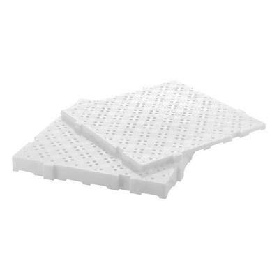 Caillebotis Plastique Blanc