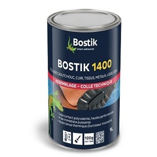 Colle Néoprène 1400 Bostik <br /> [1 L]<br />