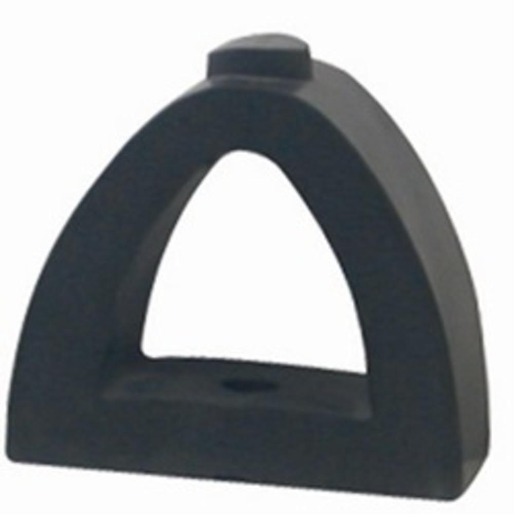 Défense de Quai Noire   [150 x 130 mm]   Vendu au Mètre