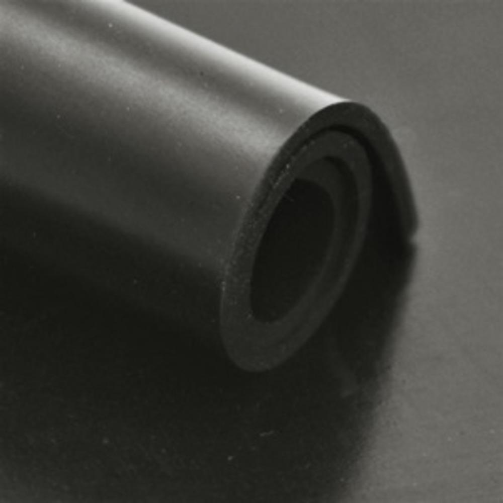 Feuille cc EPDM   [EP 6 mm]   Vendu au Mètre Linéaire 1m = 1,4 m²