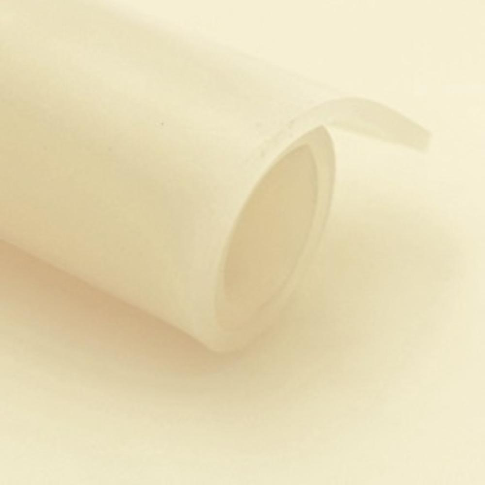 Feuille Silicone Translucide   [EP 3 mm]   Vendu au Mètre Linéaire 1m = 1,2 m²
