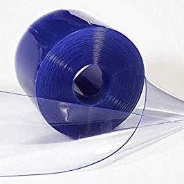 Lanière PVC Transparente STD   [300 x 2 mm]   Vendu au Mètre