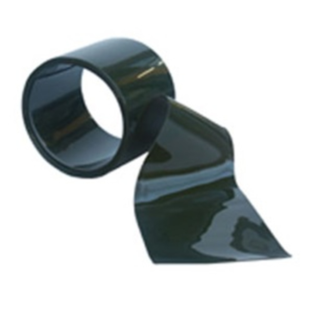 Lanière PVC Verte   [200 x 2 mm]   Vendu en Couronne (50 ML)