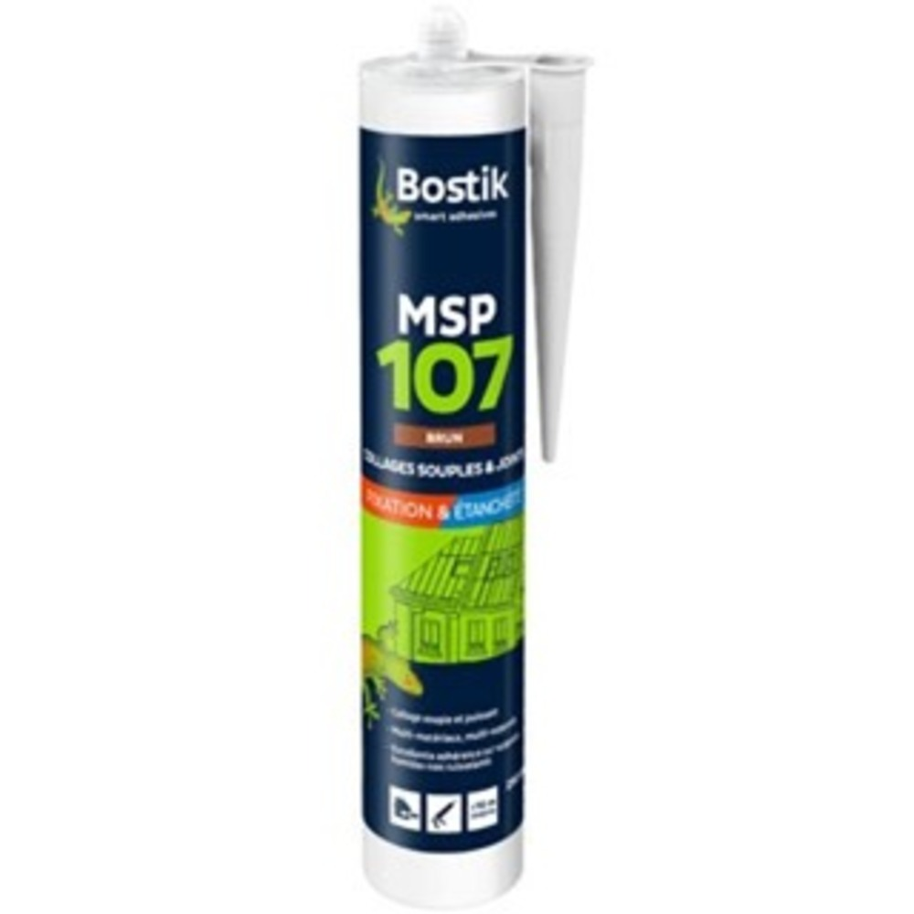 Mastic MS 107 Noir   [290 ML]