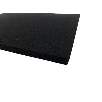 Plaque Mousse EPDM Cellulaire <br /> Non adhésive <br /> Format (2000 x 1000 mm)<br />
